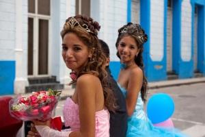 fiesta de quince, quince, vijftienjarige Cuba, uitdrukkingen Cubaans Spaans