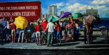 Lester Corzo Oliveira-Cubaanse-schilders-in-Nederland