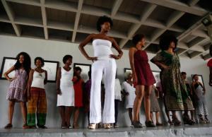 Wedstrijd afro in Havan2