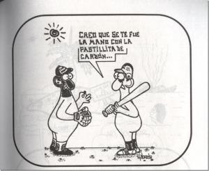 Cubaanse uitdrukkingen ontstaan uit honbal