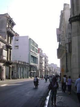 Calle Reina, La Habana